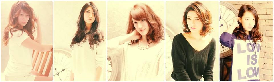 新宿でかきあげバングが大人かわいい美容室セイヴィアンのブログ
