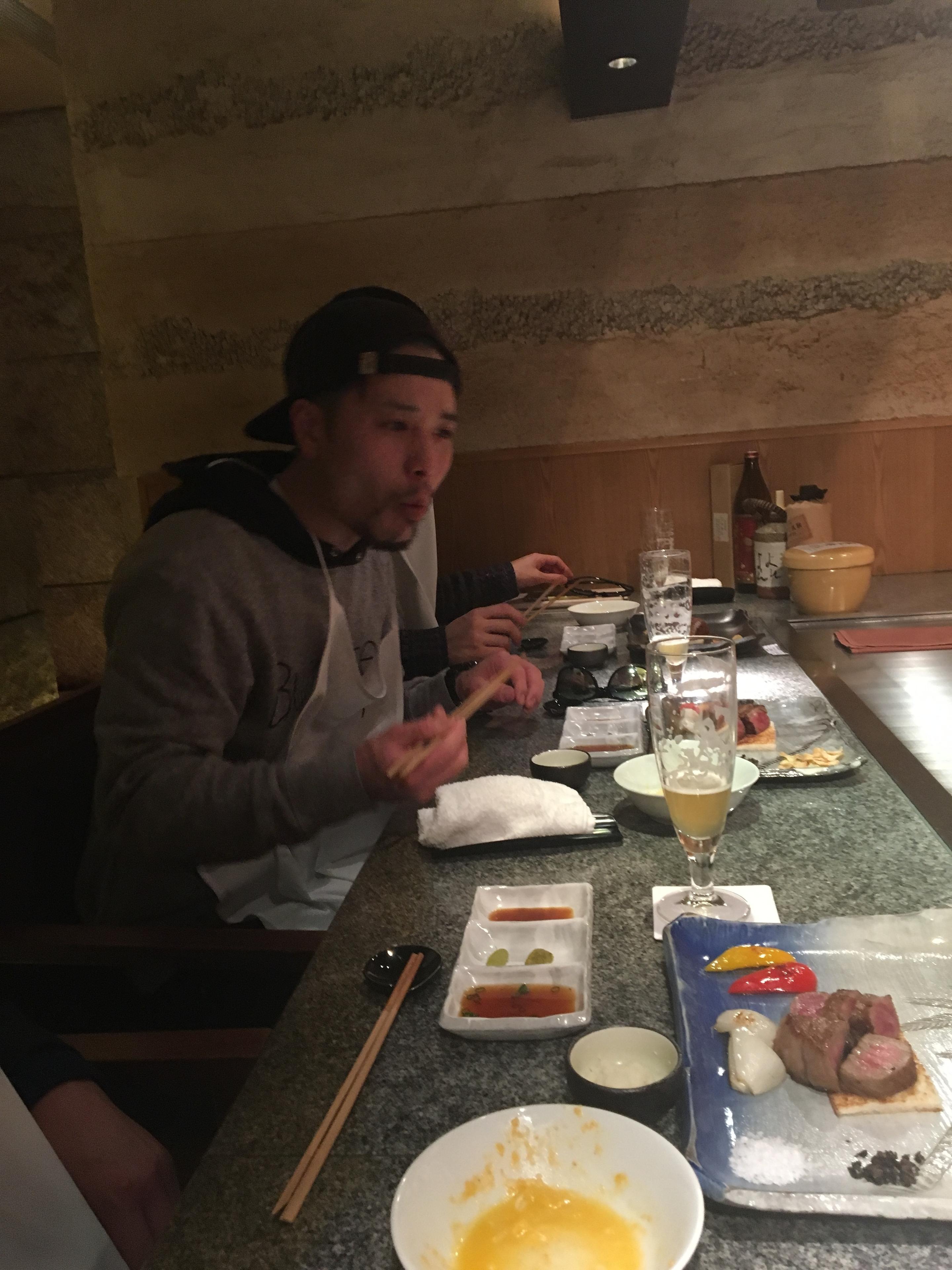 新宿の美容院セイヴィアンの食いしん坊マフィアブログ!銀座 みやちく