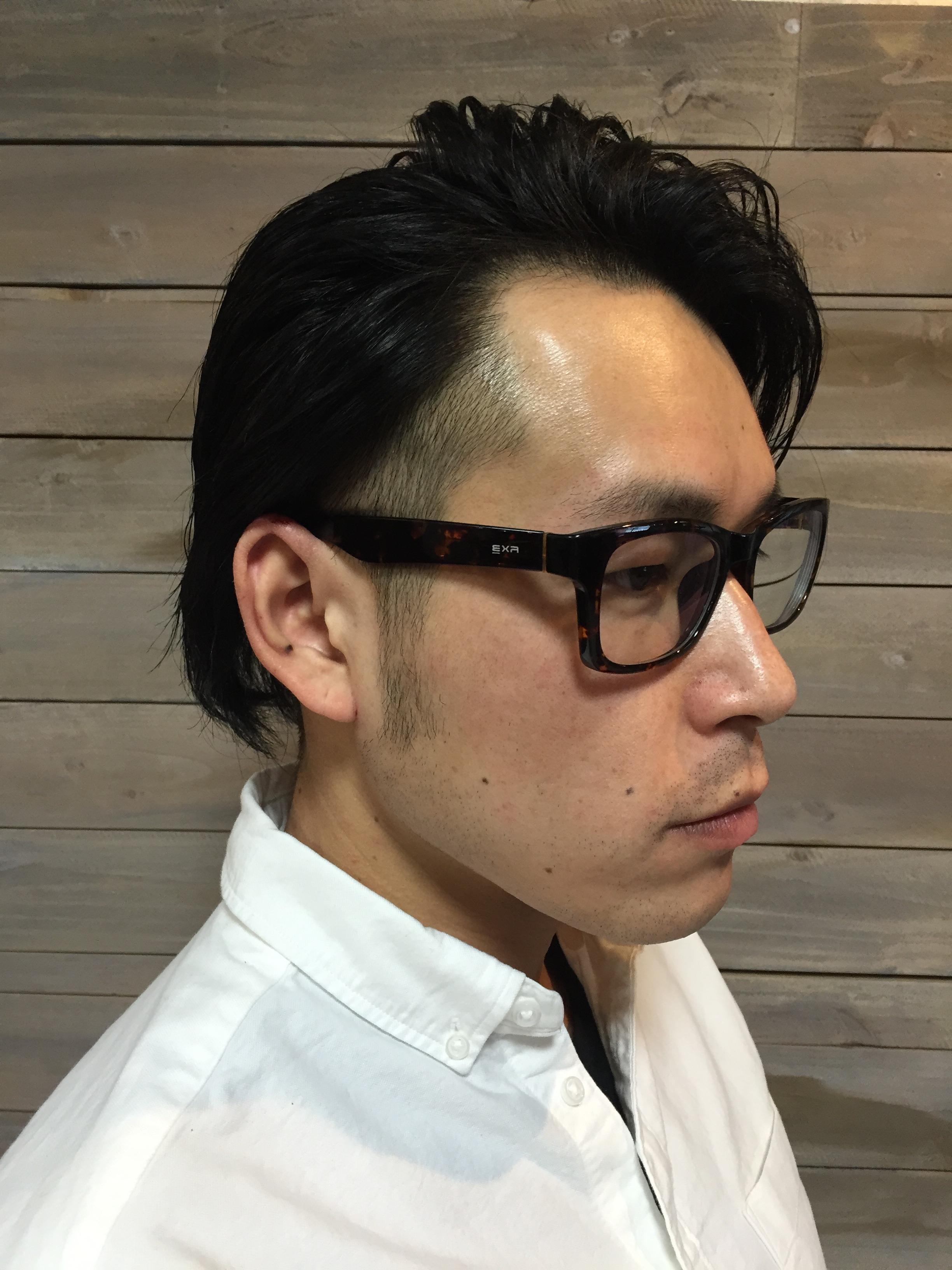 新宿東口の美容室セイヴィアンのおすすめメンズスタイル ツーブロック