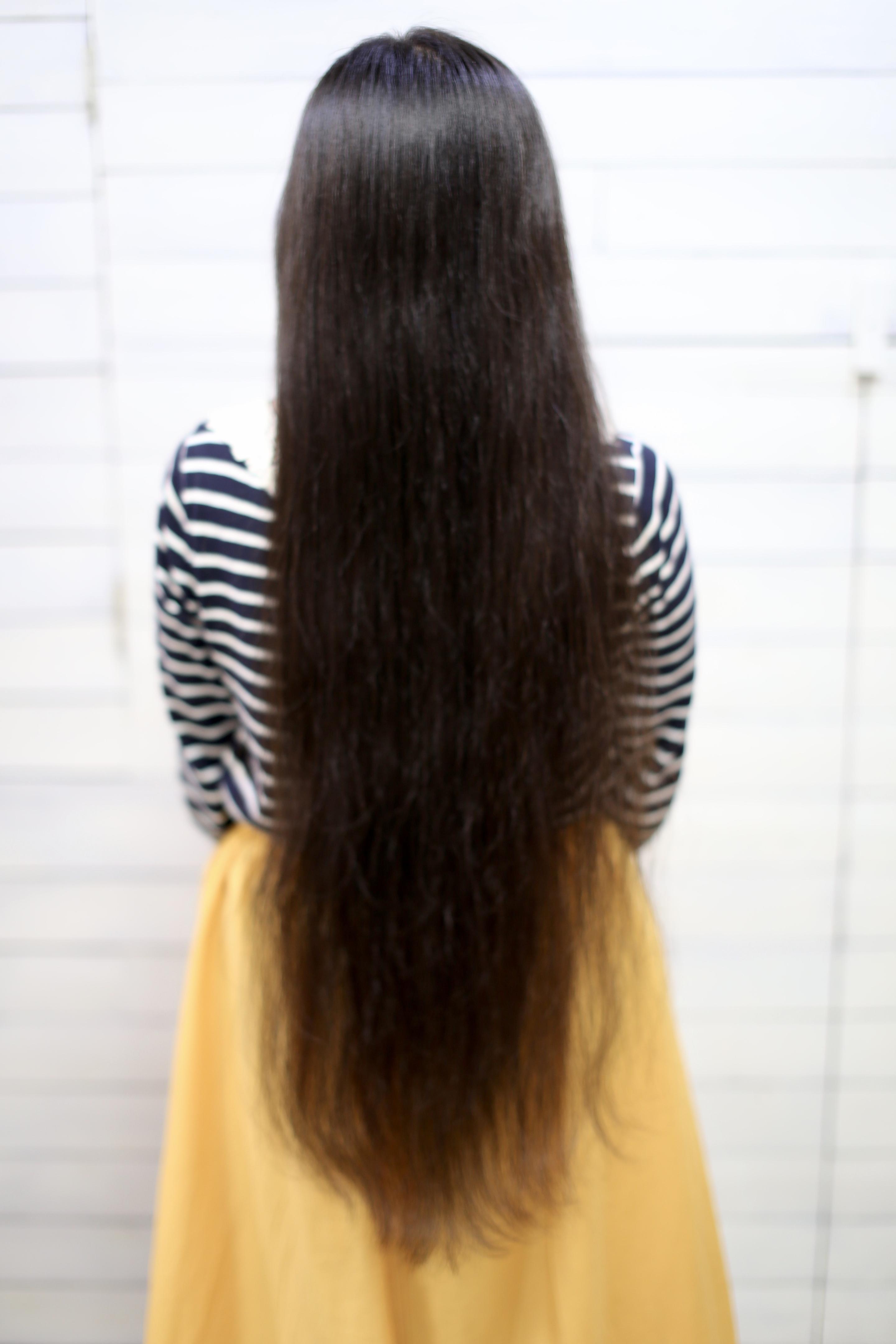 新宿でヘアドネーションができる美容院セイヴィアン