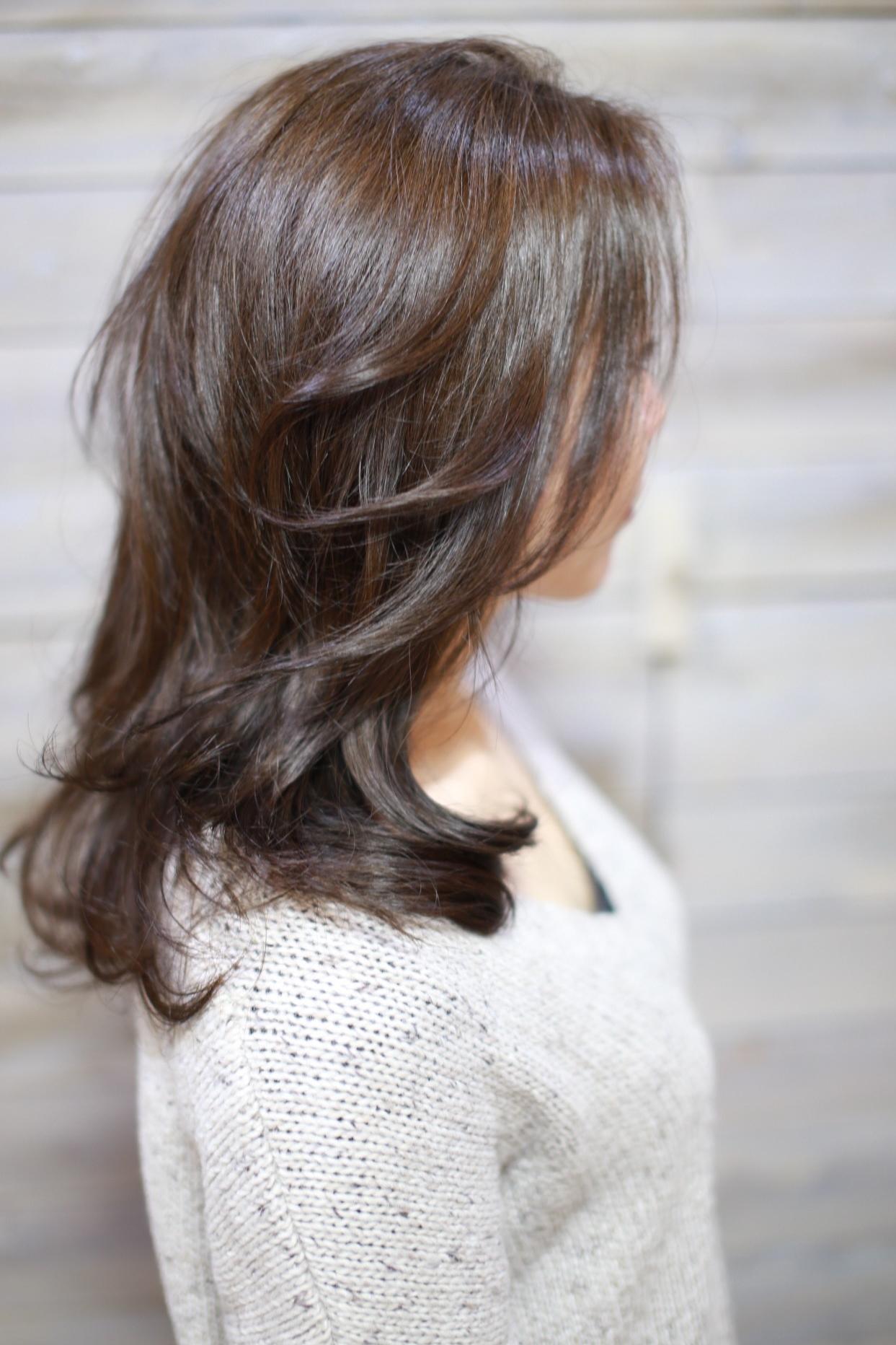 新宿のCOTA生トリートメントと外国人風のヘアスタイルが叶うヘアカラーがうまい美容室セイヴィアン
