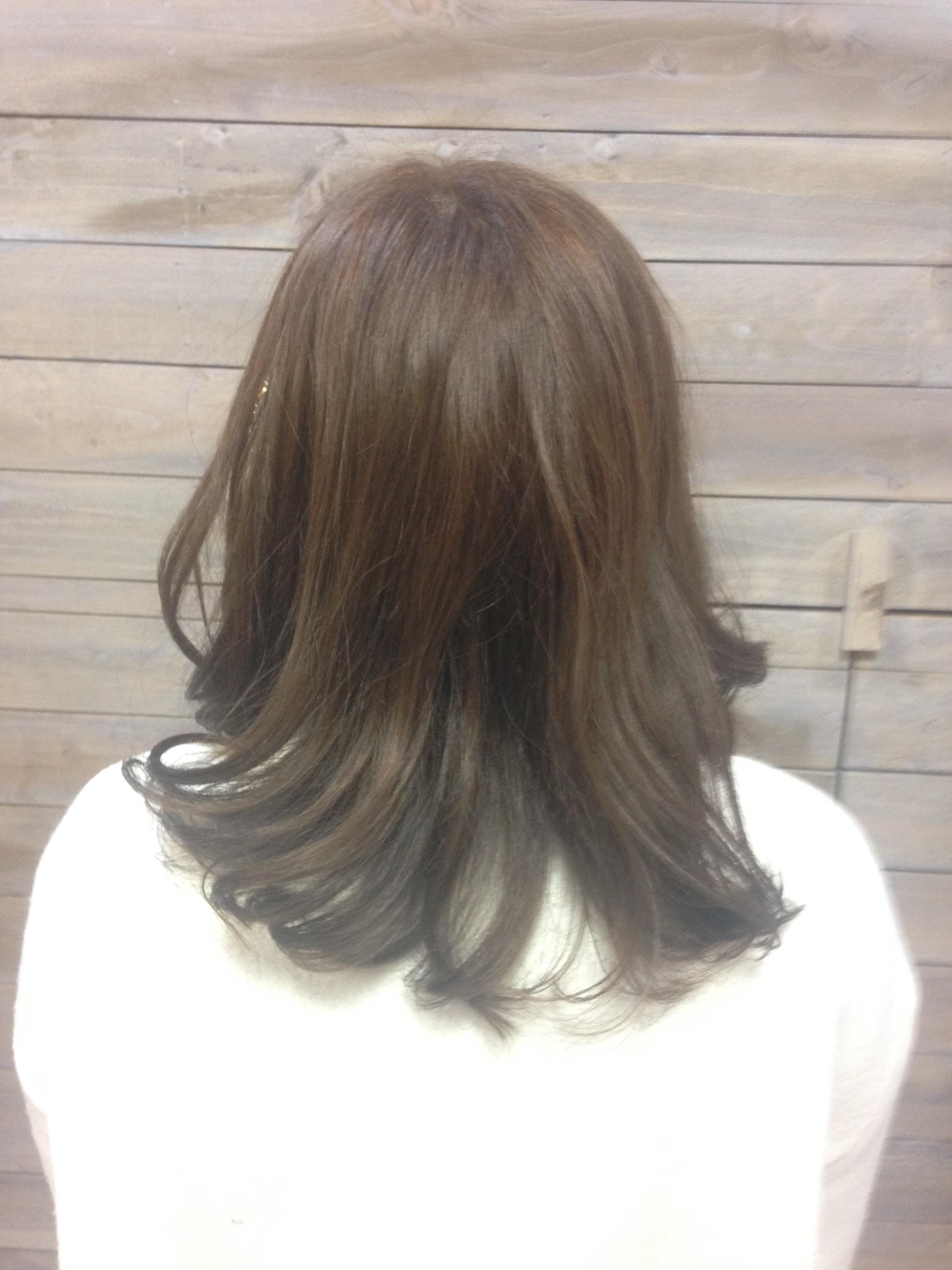 新宿の美容院 セイヴィアン  春にスタイルチェンジで新生活スタート!