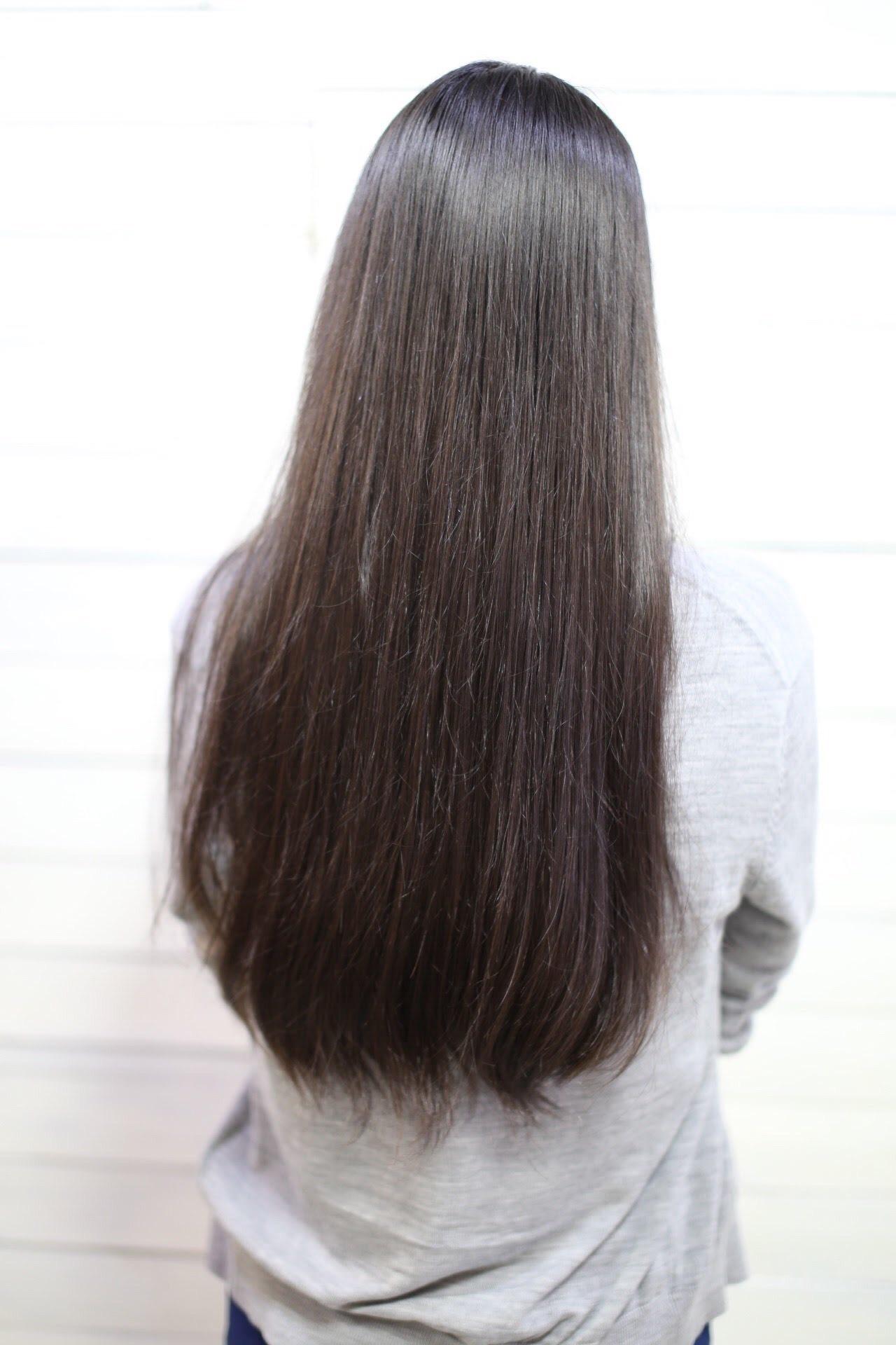 新宿でヘアドネーションが出来る美容院 セイヴィアン