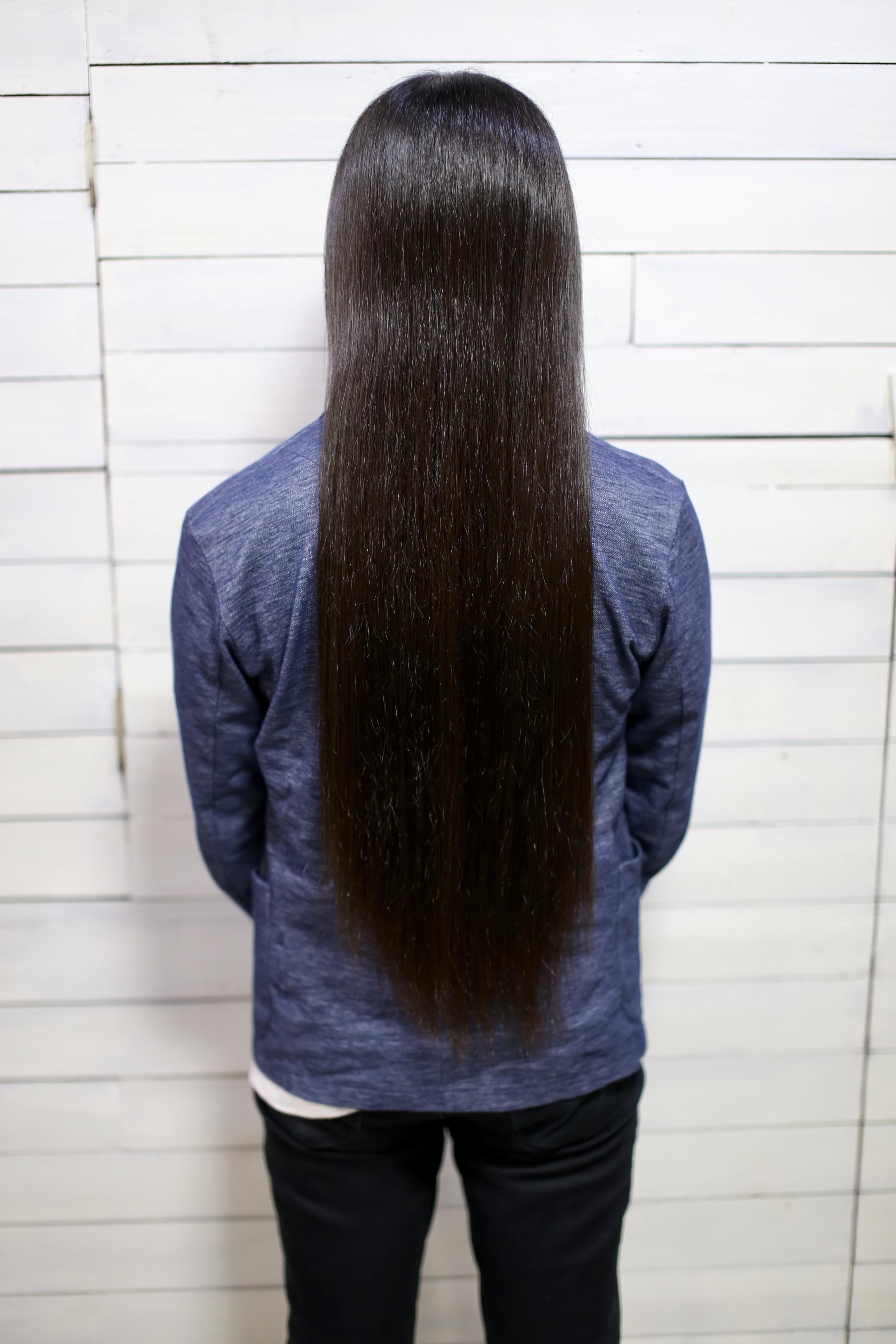 新宿でヘアドネーションがオススメな美容院 セイヴィアン
