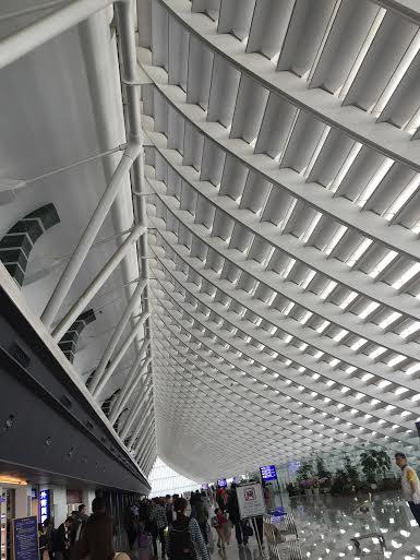 台湾空港 ブログ