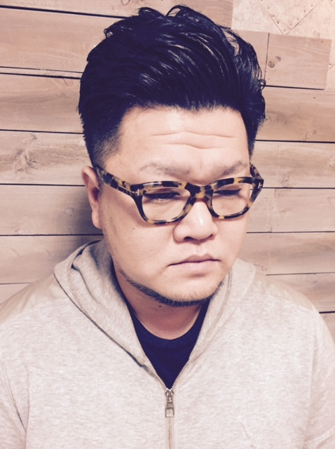 新宿美容室savian秋山成勲ショート