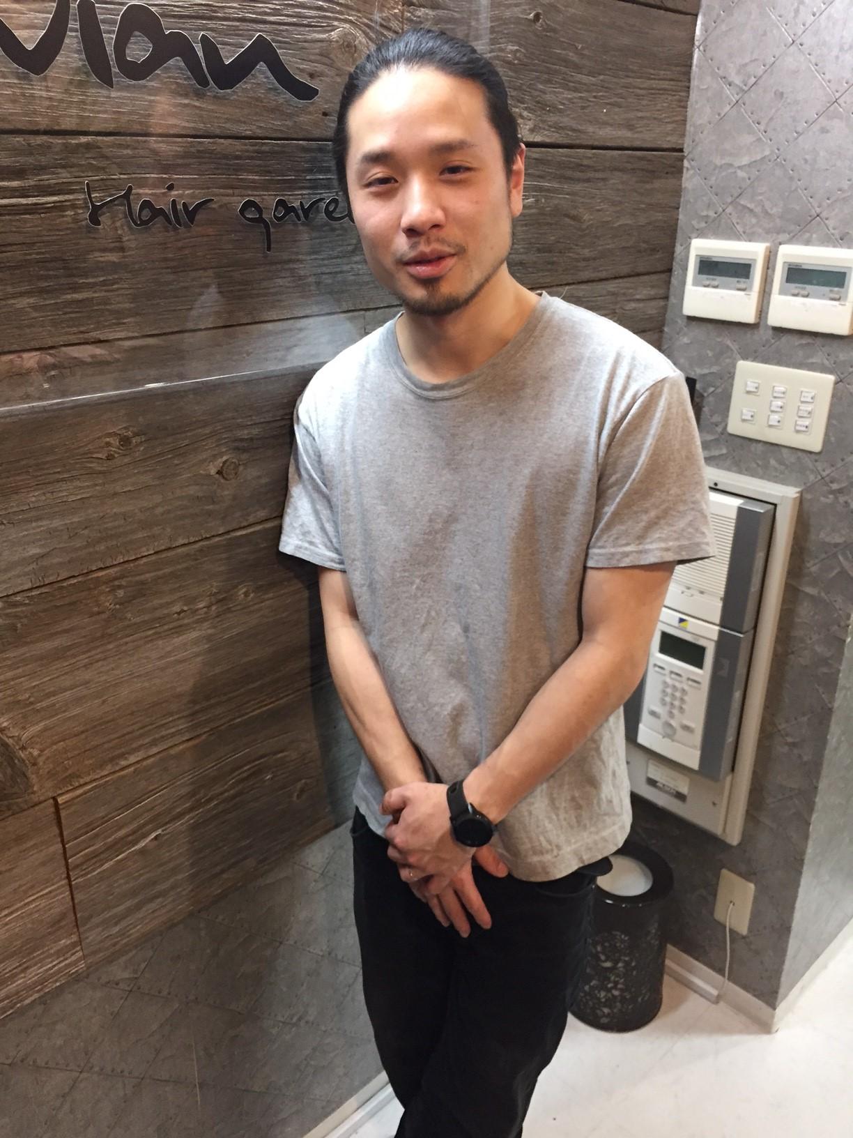 新宿美容室オバショット