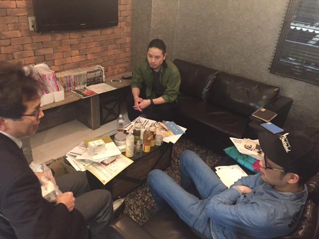 新宿 オーガニック 美容室 ヴィラロドラ