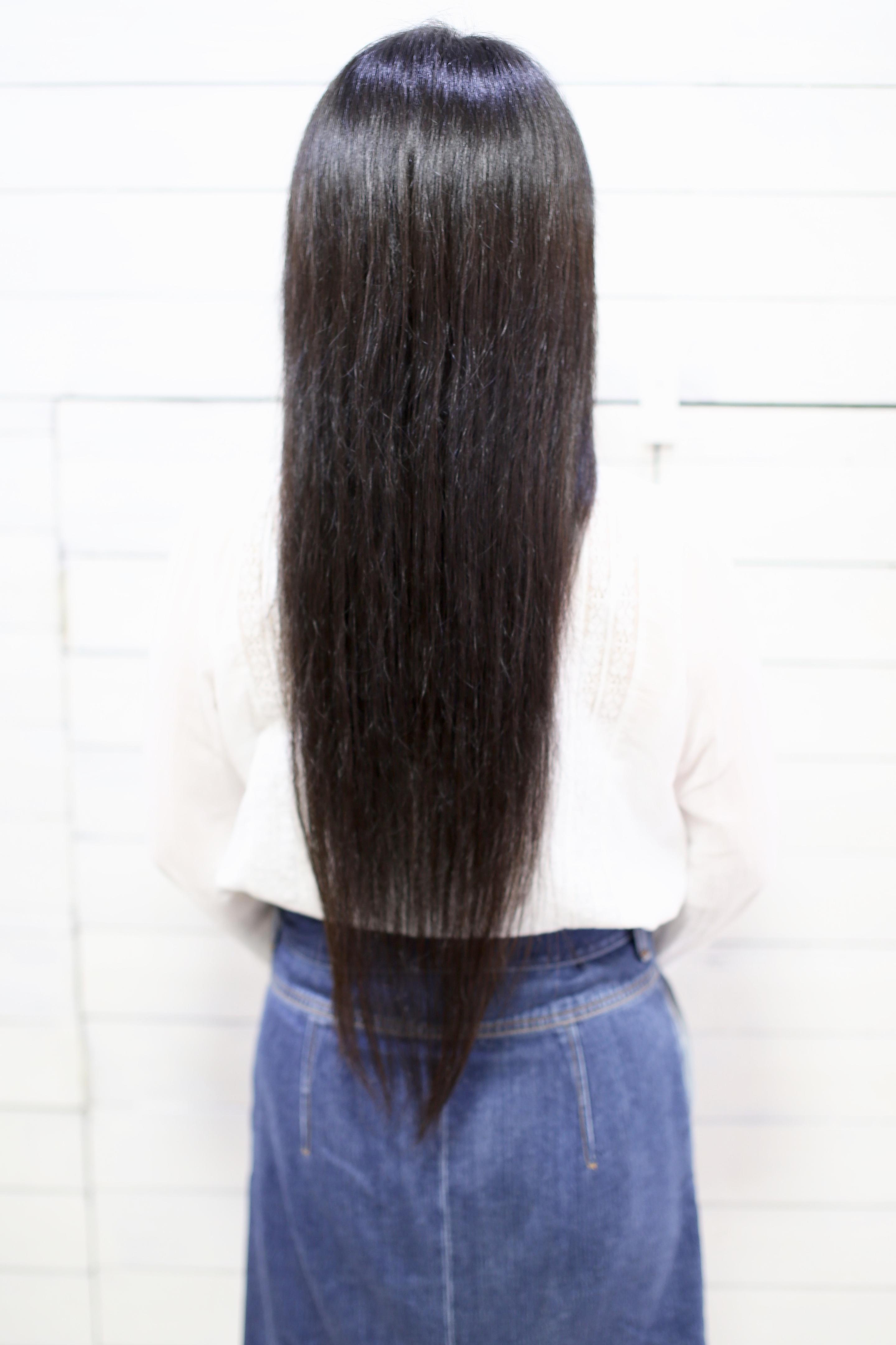 新宿歌舞伎町でヘアドネーションが出来る美容室savia