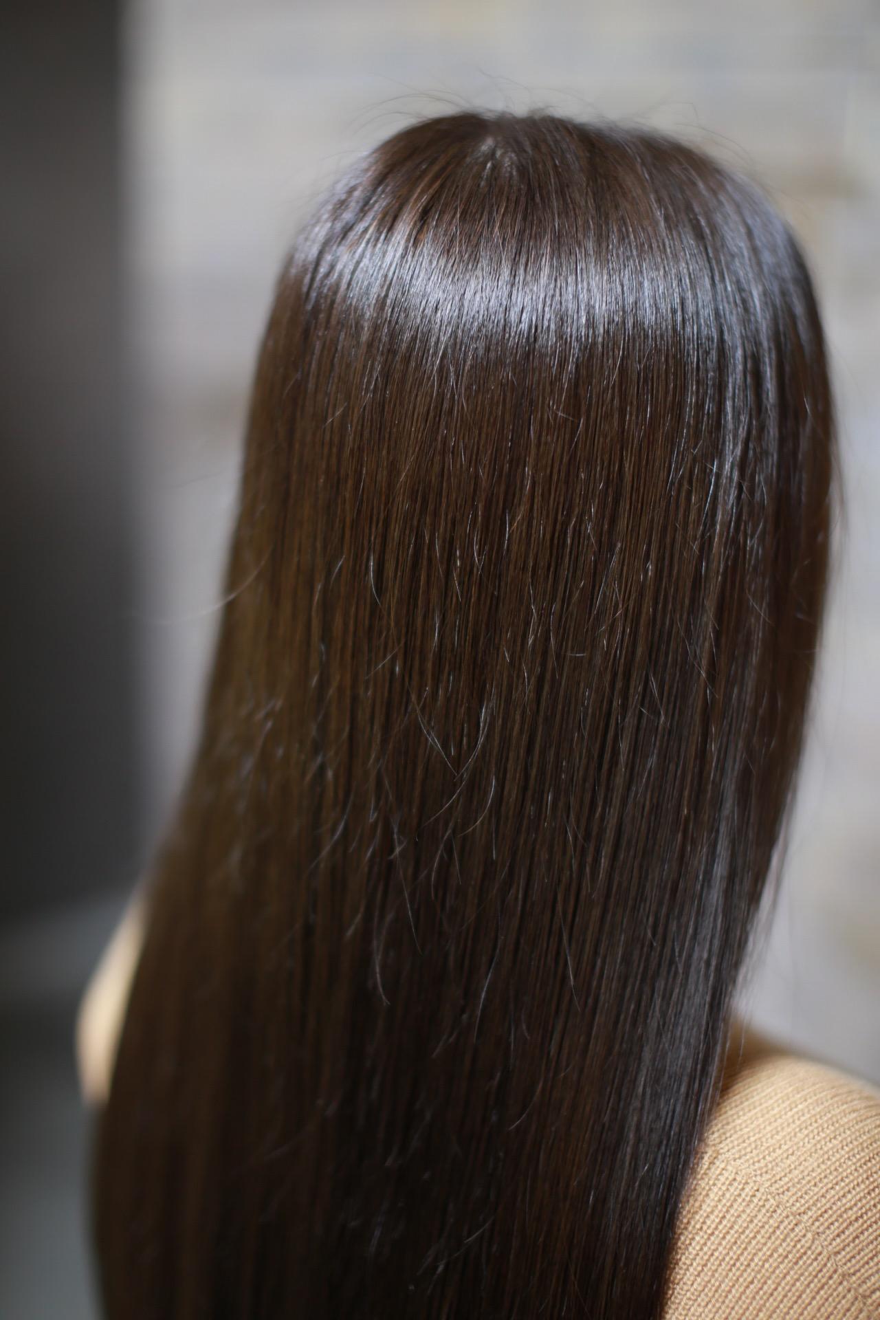 新宿のヘアカラーが上手い美容室・美容院セイヴィアンのCOTA生トリートメント/グレイアッシュ・アッシュグレイ