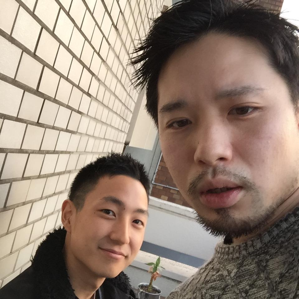 新宿東口美容室のメンズショートカット