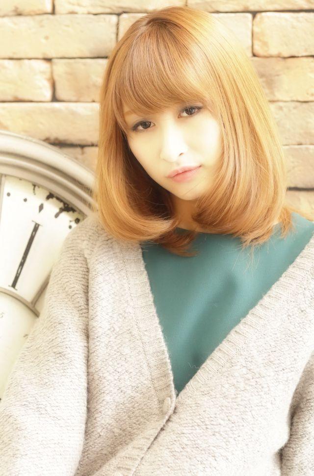 新宿歌舞伎町でカラーが得意な美容室セイヴィアン