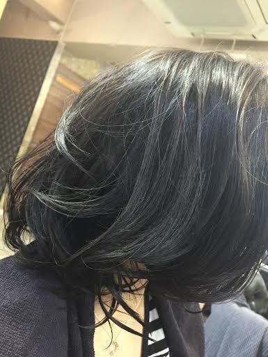 濡れ髪 ウエットヘアー トレンドスタイル