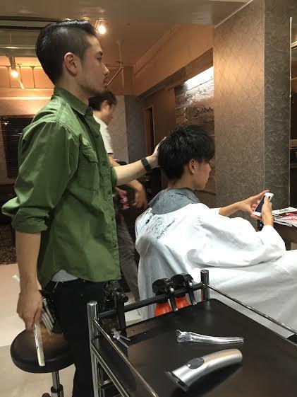 美容師 会津